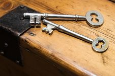 Free Keys Stock Image - 6403451