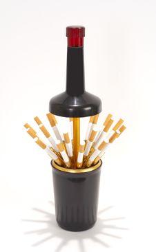 Free Cigarette Stock Image - 6403781