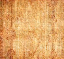 Free Aged Paper Background Stock Photography - 6404552
