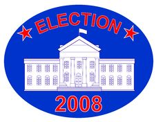 Free US Presidential Elections Stock Photography - 6405462