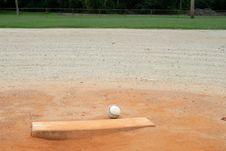 Free Pitcher S Mound Stock Photos - 6405873