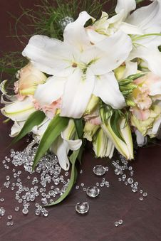 Free Wedding Flowers Stock Image - 6406181