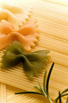 Free Italian Pastas Royalty Free Stock Photos - 6406918