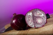 Free Purple Onion Royalty Free Stock Images - 6407029