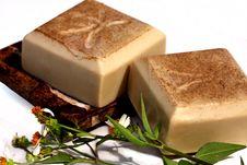 Free Natural Hand Made Soap Royalty Free Stock Photos - 6407318