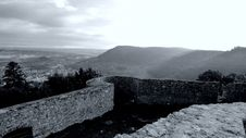 Free Castle Hohen Neuffen Stock Image - 6407811