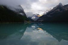 Free Lake Louise, Stock Images - 6408064