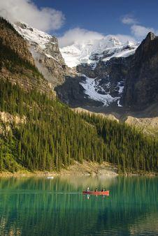 Free Moraine Lake Stock Photography - 6408222