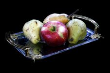 Free Pears And Apple Stock Photos - 6408233