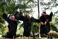 Free University Graduates Stock Photos - 6409143