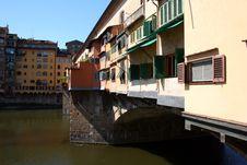 Free Ponte Vecchio Royalty Free Stock Images - 6409189