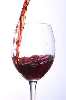 Free Stream Of Wine 1 Royalty Free Stock Photos - 6409218