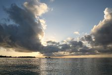 Free Sunset Stock Image - 6409401