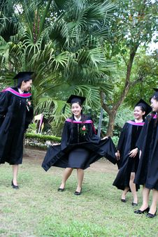 Free University Graduates Stock Photography - 6409512