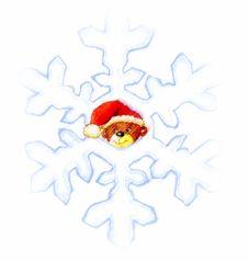Free Snowflake Christmas Stock Photo - 6409520