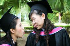 Free University Graduates Stock Image - 6409591