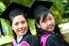 Free University Graduates Royalty Free Stock Images - 6409619