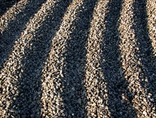 Free Industrial Gravel Pattern - Vertical Stock Photos - 6409693