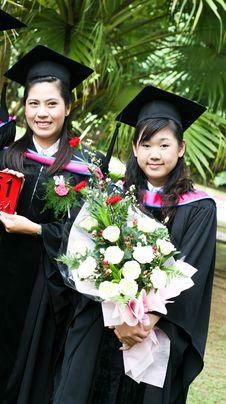 Free University Graduates Stock Image - 6409761