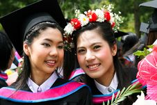 Free University Graduates Stock Photos - 6409853