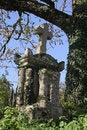 Free Old Catholic Cross Royalty Free Stock Image - 6410316