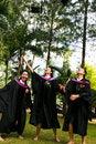 Free University Graduates Stock Photo - 6410490