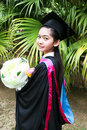 Free Asian Graduate Royalty Free Stock Photo - 6412185