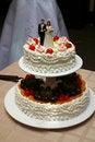 Free Wedding Cake Stock Image - 6412521