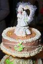 Free Wedding Cake Stock Photography - 6412522