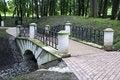 Free Bridge In Park Royalty Free Stock Image - 6413446