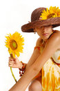 Free Sunflower Beauty Stock Photography - 6414282