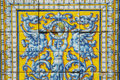 Free Tile Design With Ornaments Royalty Free Stock Image - 6418646