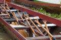 Free Oars Onboard Thai Long Boat Stock Photos - 6419693