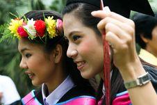 Free University Graduates Royalty Free Stock Images - 6410519