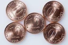 Free Coins Stock Photo - 6410610