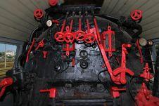 Iron Locomotive Royalty Free Stock Photo