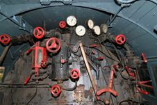 Free Iron Locomotive Stock Photo - 6411080
