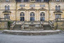 Free Palace Schloss Hummelshain Stock Image - 6412111