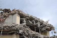 Free Demolition Royalty Free Stock Image - 6412356