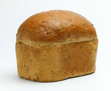 Loaf Of Brown Bread Royalty Free Stock Photography