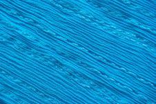 Free Blue Fabric Texture Stock Photos - 6412803