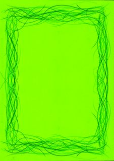 Free Hand Sketch Frame Royalty Free Stock Photos - 6412958