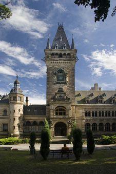 Free Palace Schloss Hummelshain Royalty Free Stock Image - 6413076
