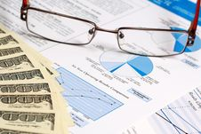 Free Financial Report Stock Photo - 6413180