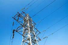 Free Power Lines Stock Photography - 6413282