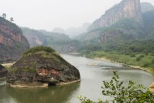 Free River And Mountain Stock Image - 6413651