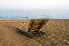 Free Deck Chair Stock Images - 6413794