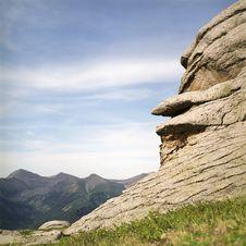 Free Rocks In High Mountains Stock Photos - 6413853
