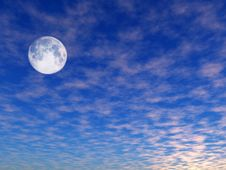 Free Moon Stock Photo - 6414040