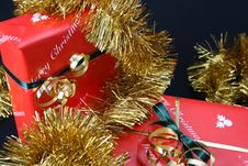 Free Christmas Gifts Stock Photos - 6414093